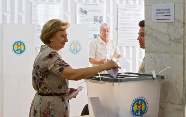 Фото: вибори президента Молдови
