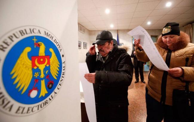 Фото: президентські вибори в Молдові