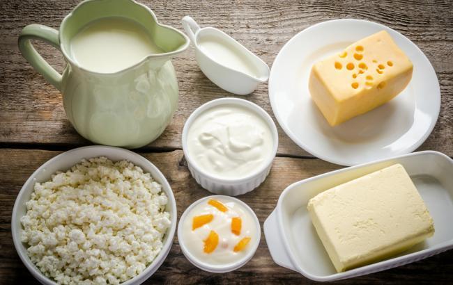 Фото: Украина увеличила экспорт молочных продуктов на 81%