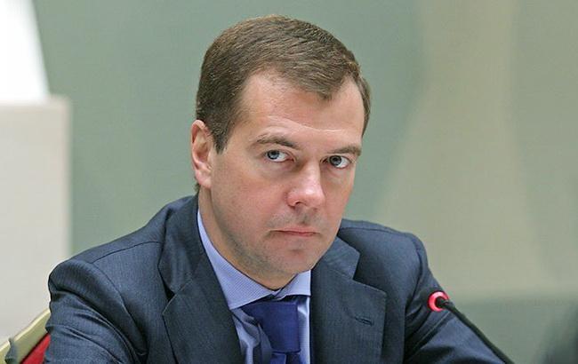"""Вступ Грузії до НАТО може спровокувати """"страшний конфлікт"""", - Медведєв"""