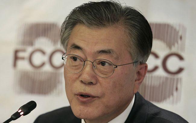 У Південній Кореї на виборах президента переміг Мун Чже Ін, - екзит-пол