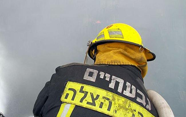Фото: спасатели в Израиле (mops.gov.il)