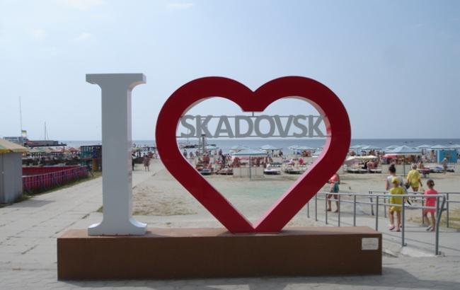 В Херсонской области детей отправляют в Скадовск для предотвращения химотравления