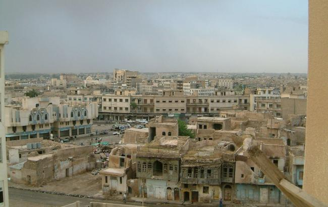 Фото: город Мосул