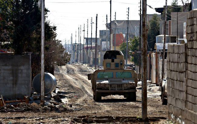 ВСИрака вернули полный контроль над Восточным Мосулом