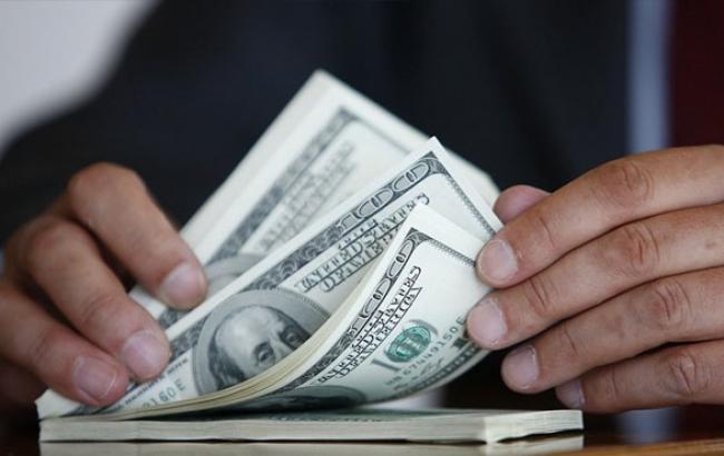 Фото: Доллары США (kievvlast.com.ua)