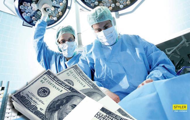 Шахраї пропонують продати нирку (колаж РБК-Україна)