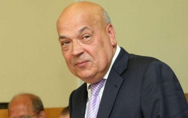 Москаль заборонив транспортним засобам перетинати лінію розмежування в Луганській області
