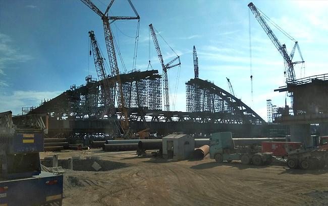 Омелян: компании-строители Керченского моста ожидают  санкции