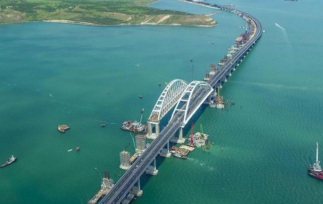 Кримський міст: у Росії зробили несподівану заяву