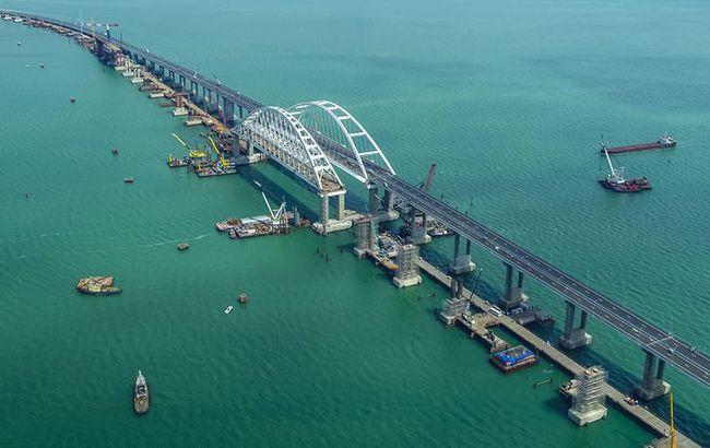 Путин завтра откроет железнодорожное сообщение по Крымскому мосту