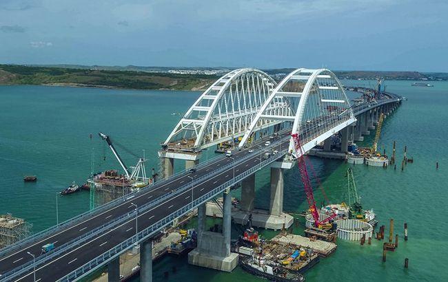 Крымский мост объявили готовым для ж/д сообщения и назвали срок службы