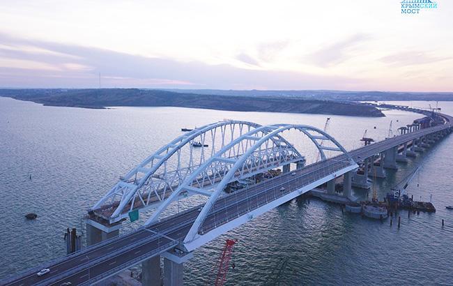 Фото: Крымский мост (most.life)