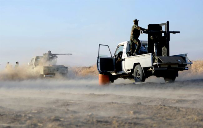 Фото: в Ираке продолжается наступление на Мосул