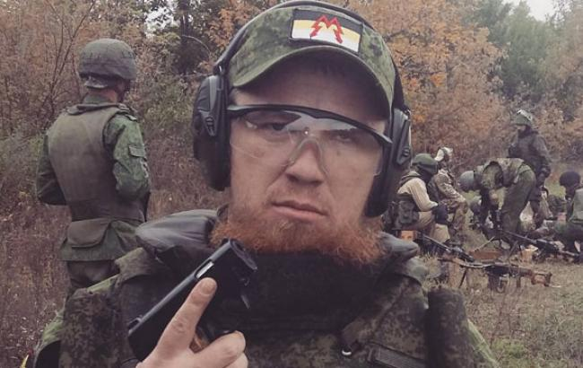 "Фото: Террорист ""Моторола"" был убит в Донецке (varlamov.me)"