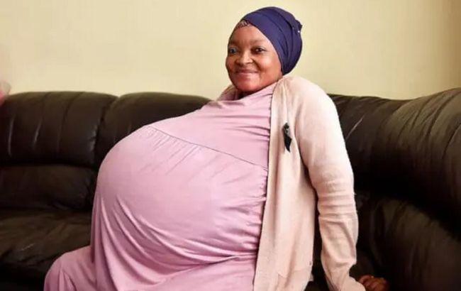 37-летняя женщина из ЮАР родила сразу 10 детей: установила мировой рекорд