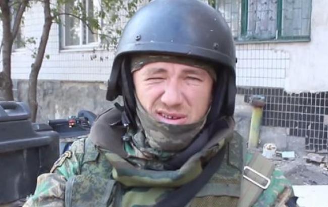 Фото: боевик Моторола (izvestia.kiev.ua)