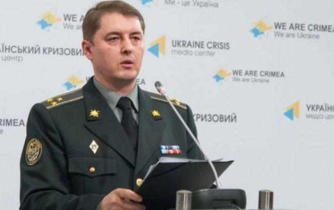За добу в зоні АТО загинув один український військовий, 7 поранено, - АПУ