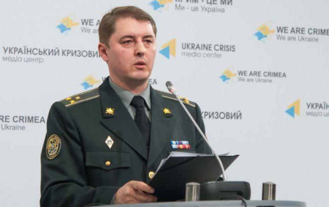 В зоне АТО за сутки погиб один украинский военный, еще 10 ранены, - АПУ