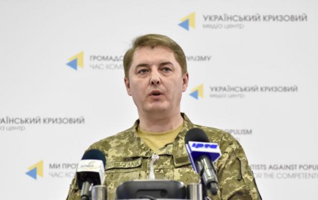За добу в зоні АТО один український боєць загинув і двоє поранені