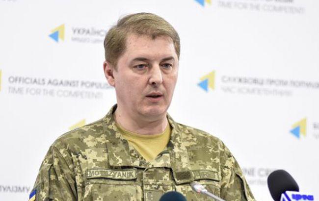 Доба в АТО: поранено 4 українських військових, загиблих немає