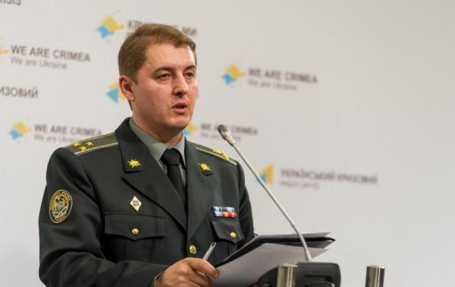 В зоне АТО за сутки погиб 1 украинский военный