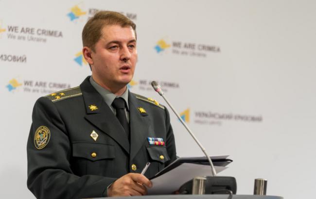 Минувшие сутки обошлись без потерь среди украинских военных - Мотузяник