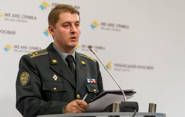 Вштабе АТО поведали оситуации вДонецкой иЛуганской областях