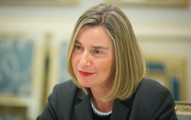 ЄС надасть наступний транш макрофінансової Україні до кінця року, - Могеріні