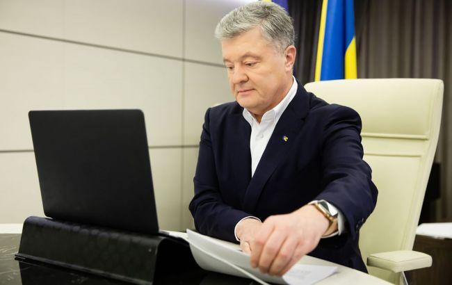 Порошенко призвал европейских партнеров усилить санкции против России