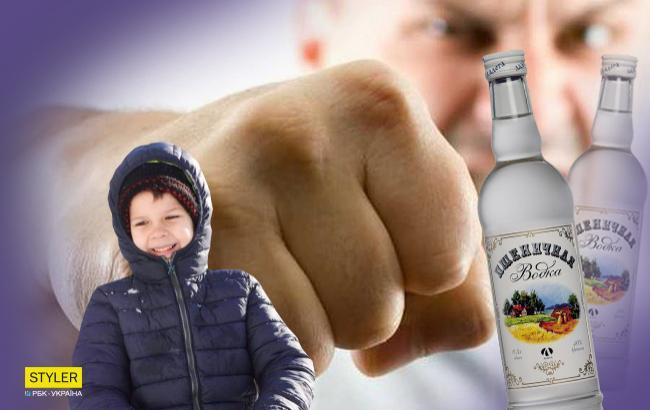 В Кировоградской области школьника жестоко избили за замечание пьяной компании (видео)