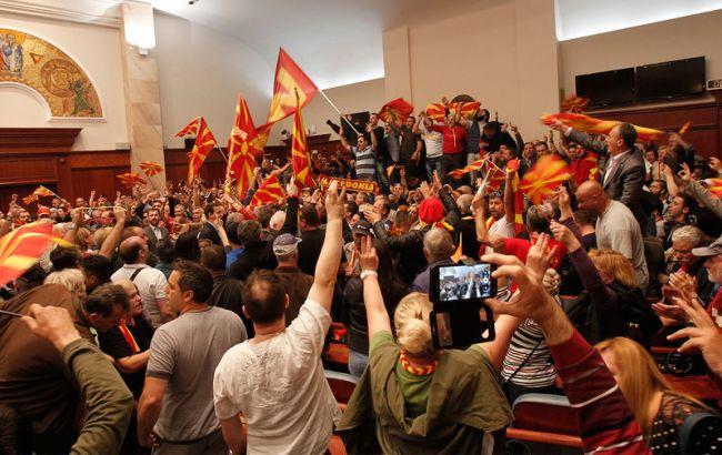 Русские спецслужбы пробуют заблокировать вступление Македонии вНАТО,— контрразведка