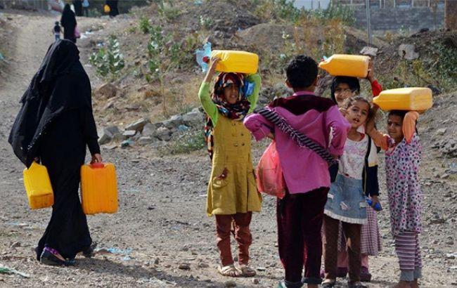 Число жертв эпидемии холеры в Йемене возросло до 1500 человек