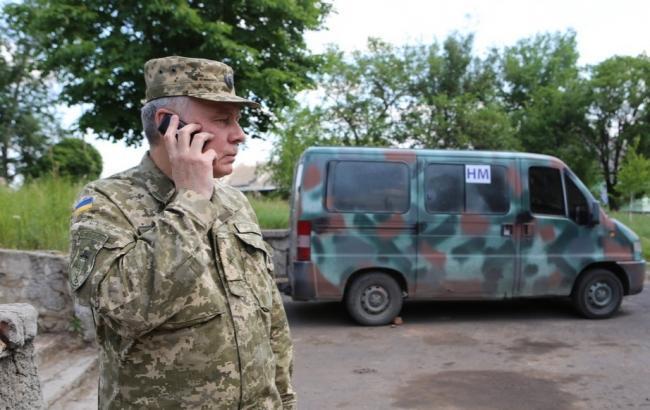 Генерал Таран звільнений з посади глави української сторони СЦКК за підозрою в держзраді