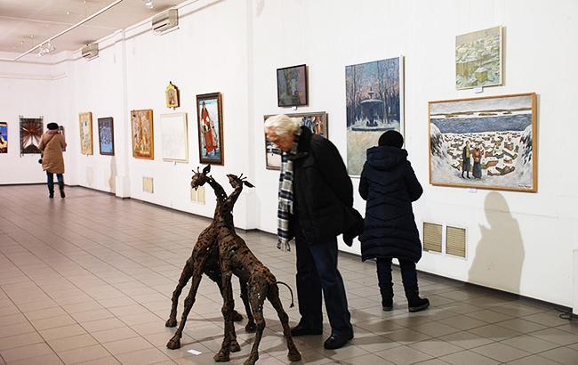 В столице откроют Всеукраинскую рождественскую выставку