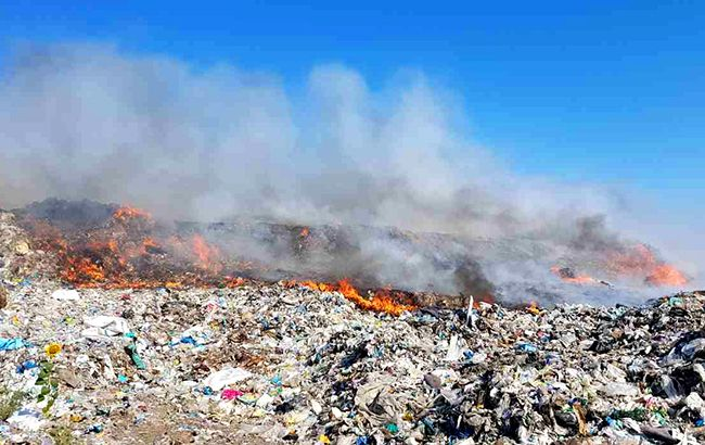 Фото: пожар в Николаеве (facebook.com-a_mislavskiy)
