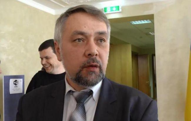 Фото: замглавы Минсоцполитики Виталий Мущинин