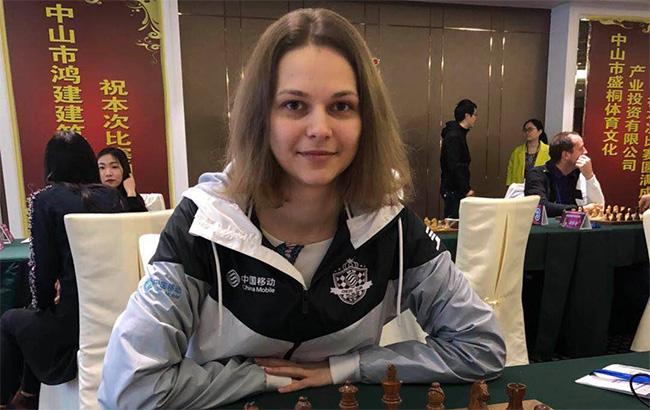 Восемь украинок вошли всписок наилучших  шахматисток