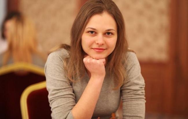 Фото: українка в 1/16 обіграла росіянку