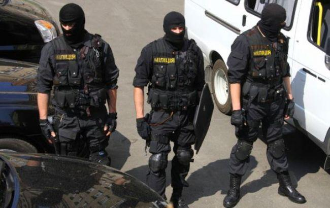 У Києві стався вибух біля банку