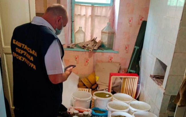 Марихуана на 8 млн гривен: в Николаевской области нашли наркоплантацию