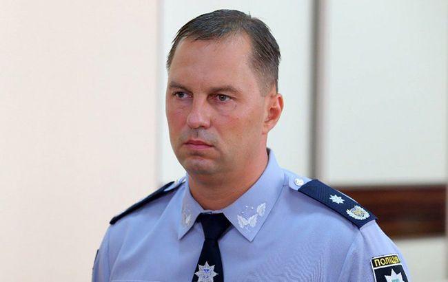 Экс-начальника полиции Одесской области отправили под домашний арест