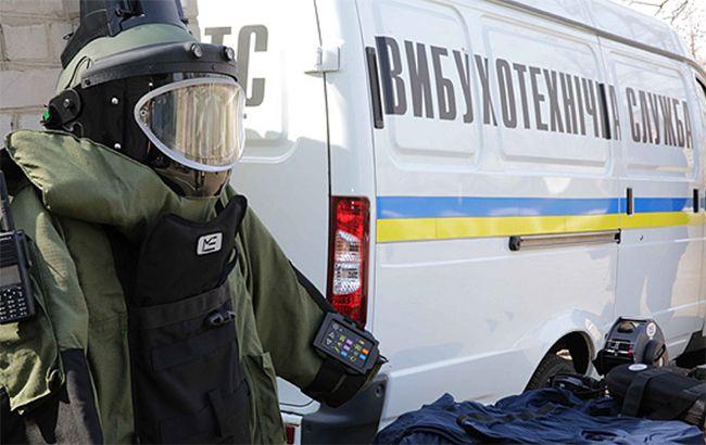 Фото: взрывотехники (mvs.gov.ua)
