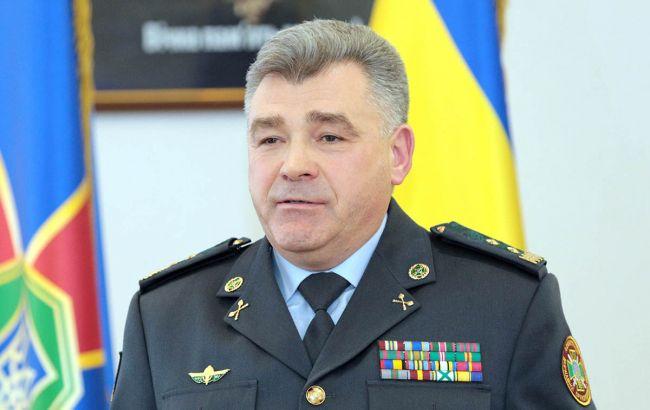 Зеленський звільнив голову Держприкордонслужби Цигикала