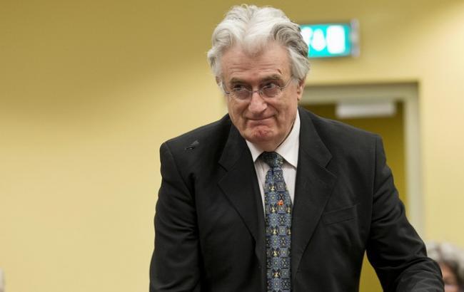 Гаагский трибунал признал Караджича виновным в преступлениях против человечности