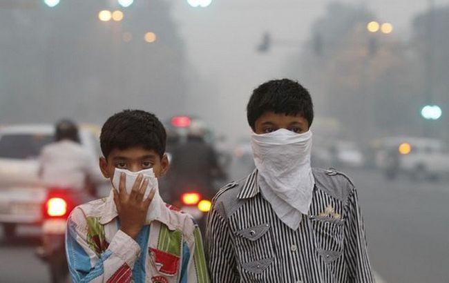 Фото: аналитики прогнозируют гибель более 200 млн человек от грязного воздуха