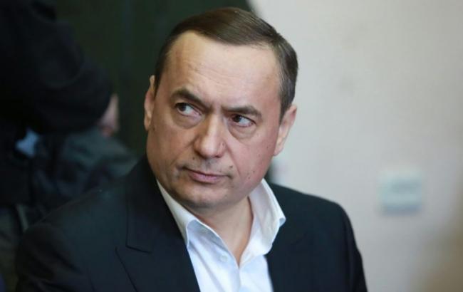 Мартиненко вважає, що НАБУ буде фальсифікувати проти нього нові підозри