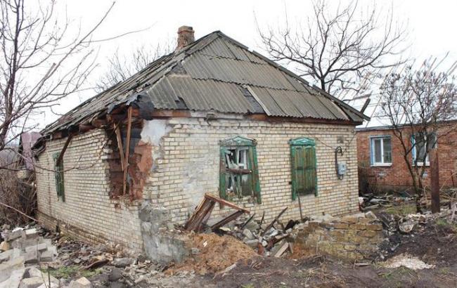 Село Зайцево уничтожено террористами (Вчасно)