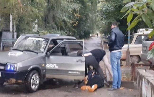 СБУ ліквідувала банду автовикрадачів, до якої входили поліцейські
