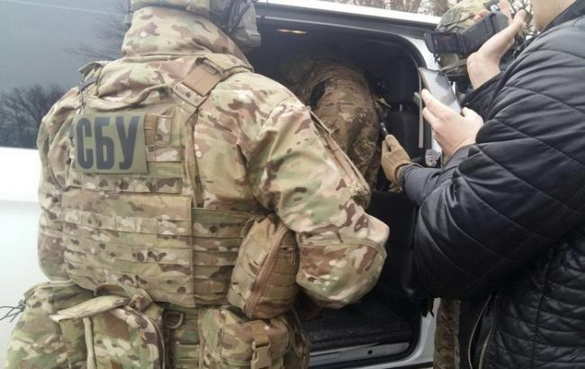 СБУ ліквідувала в Києві конвертцентр з щомісячним обігом у 400 млн гривень